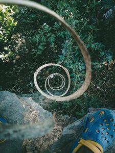 A Natural Spiral