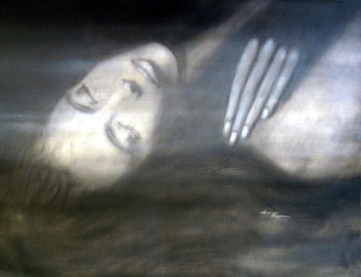 Seductive Dream - Leonardo Ruggieri Fine Art Paintings