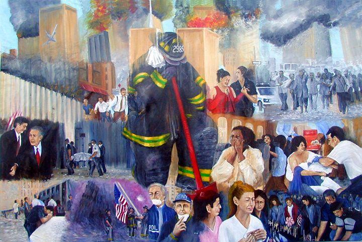 911 - Leonardo Ruggieri Fine Art Paintings