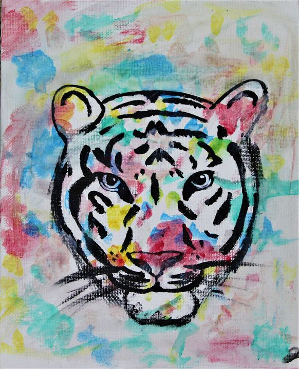 Tiger - Graceful Creations