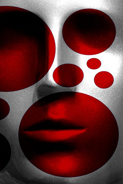 Indomitable Face - Mjjazz Designs