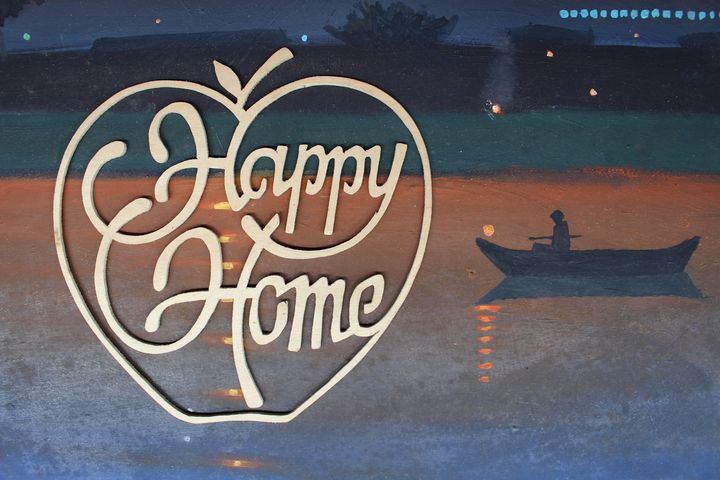 Happy Home - My Hands Are Blessed Crafts