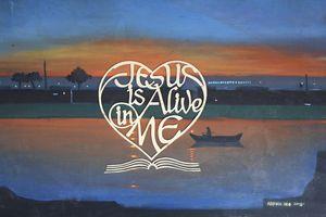Jesus Is Alive in Me