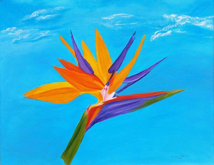 Sky of Paradise - Fun With Art