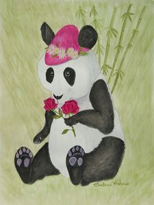 Irma The Botanical Panda