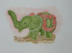 Botanical Elephant