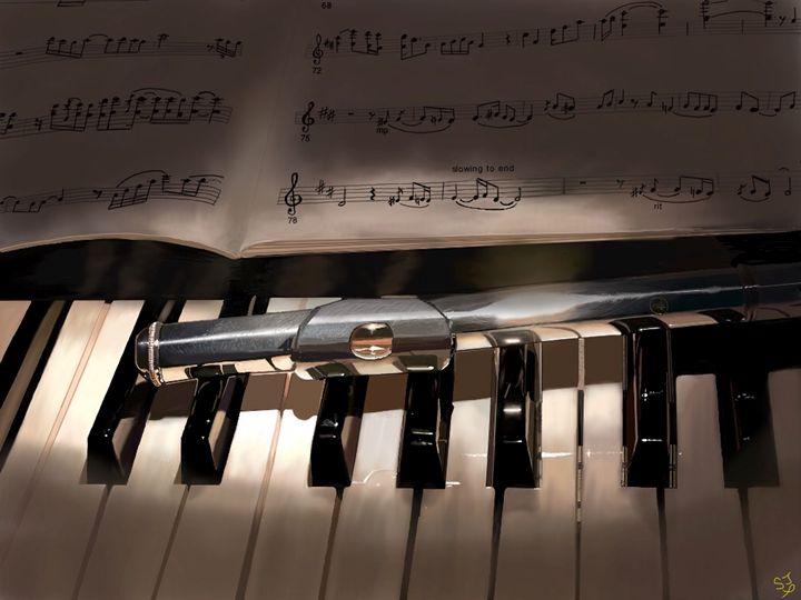 Music Shines - Sarita Jarrett