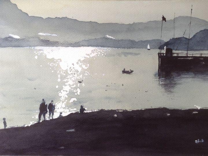 Lake Constance - Rieve