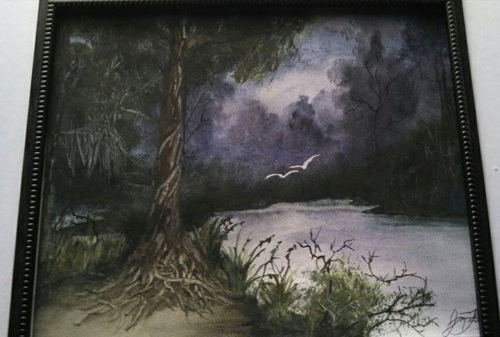 Years of Roots - serenity colors gallery