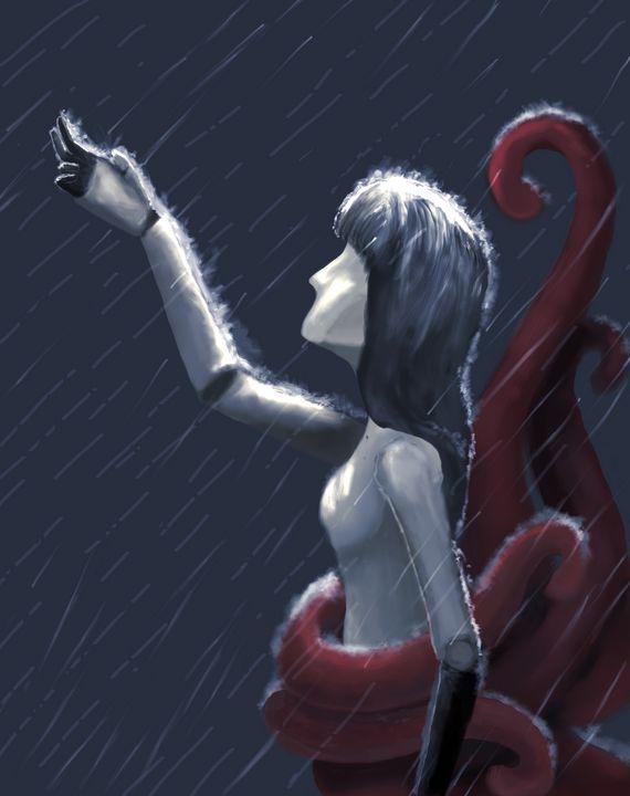 Dance in the rain - Noname Art