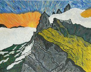 Yellow Cliff