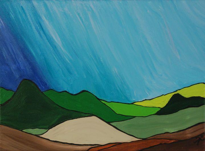 Streaky Hills - Narcoplexic
