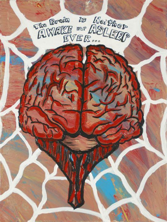 Web'd Brain - Narcoplexic