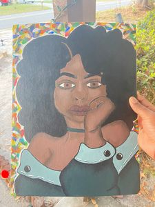 """Brown Skin Girl"" - Alexis's Creations"