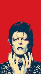 David Bowie PopArt Print