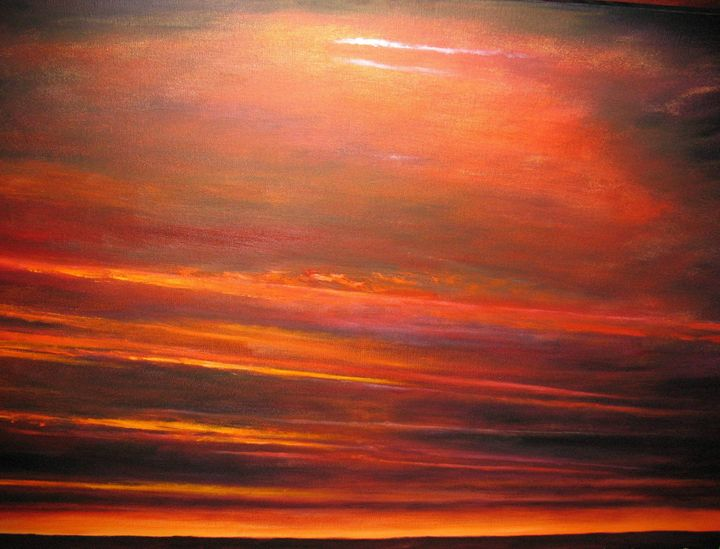 MIDNIGHT SUN IN THE ARCTIC - Cecilia Flaten