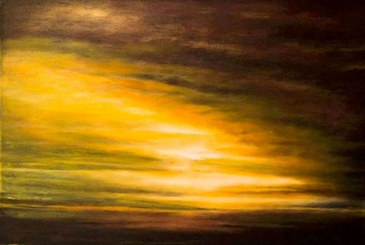 Sun in the Patagonia - Cecilia Flaten