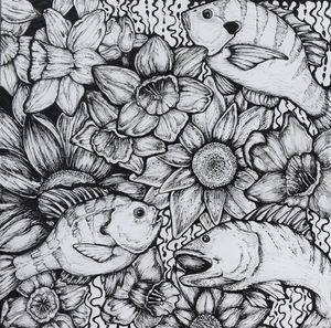 Fish n' Flowers
