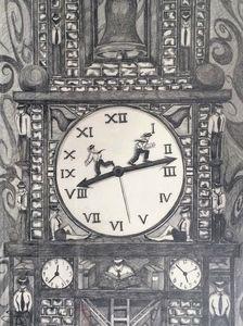 Running Out of Time (Clockworks) - Georgiegirl's Art