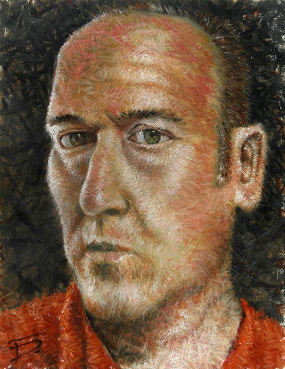 Self Portrait - Tal Dvir Fine Art