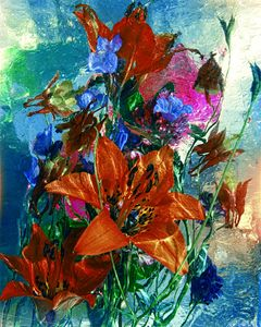 Wild Flower Ice Series 7