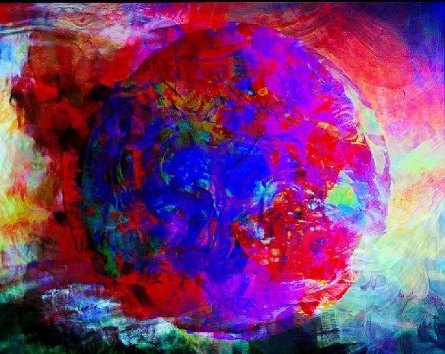 Venus Planet Series 6 - andrzej pluta