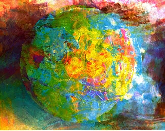 Venus Planet Series 4 - andrzej pluta