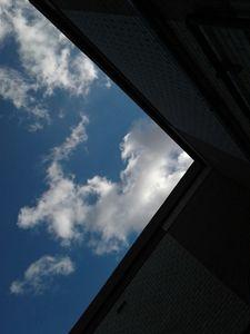 Angled Sky