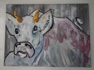 "Moody cow  ""submissive"""