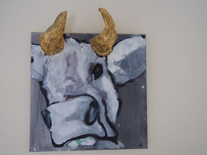 "Moody Cow - ""inverted"" -  Anouschka"