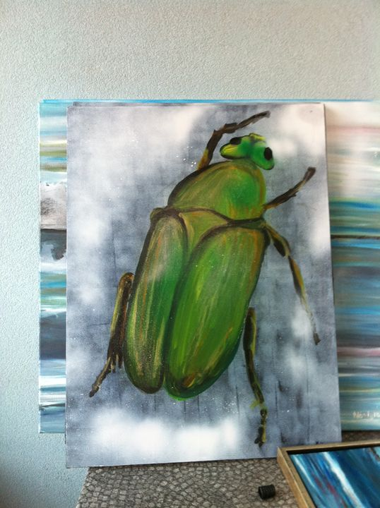 "bug series ""beetle"" -  Anouschka"