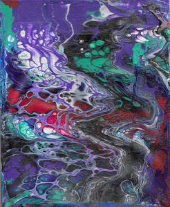 Purple Diver