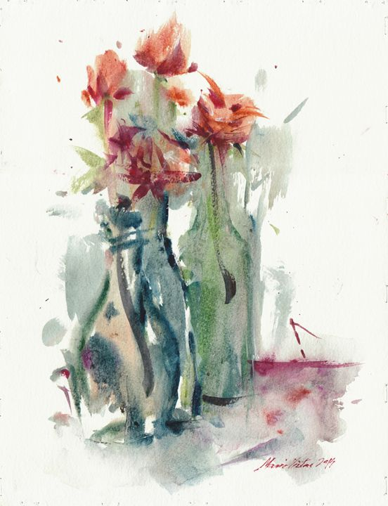 Roses - Marin Victor