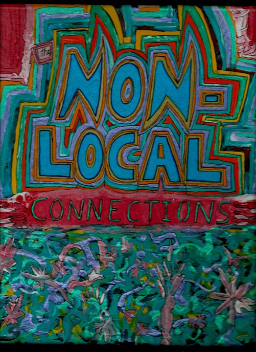 Non Local Connections - Archetypical Art