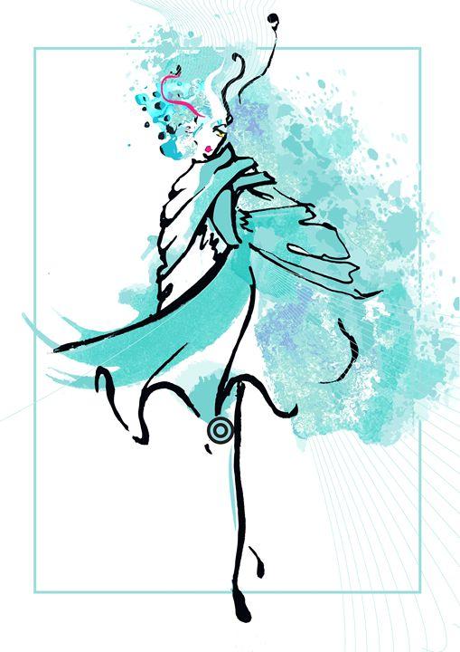 Illustration - Alina N