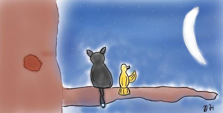 Midnight Friendship - everything