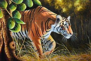Ambush Tiger