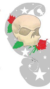 skull&rosses