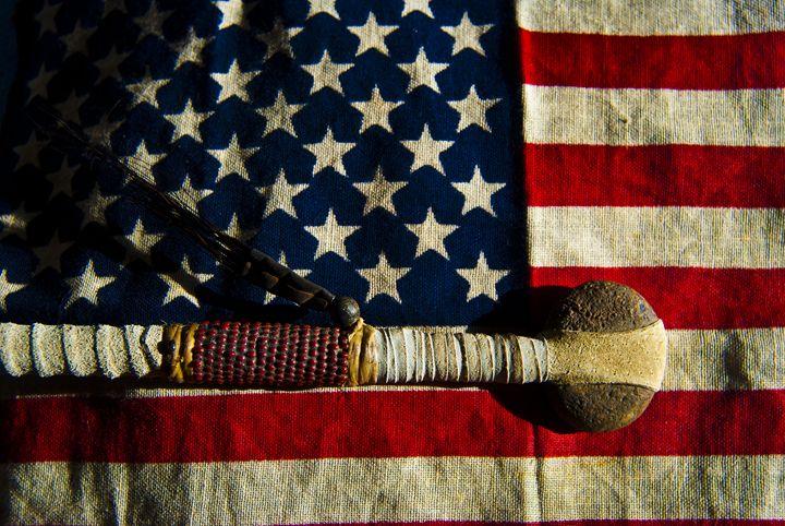 American flag - Gregg's Americana