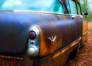 rear end V8