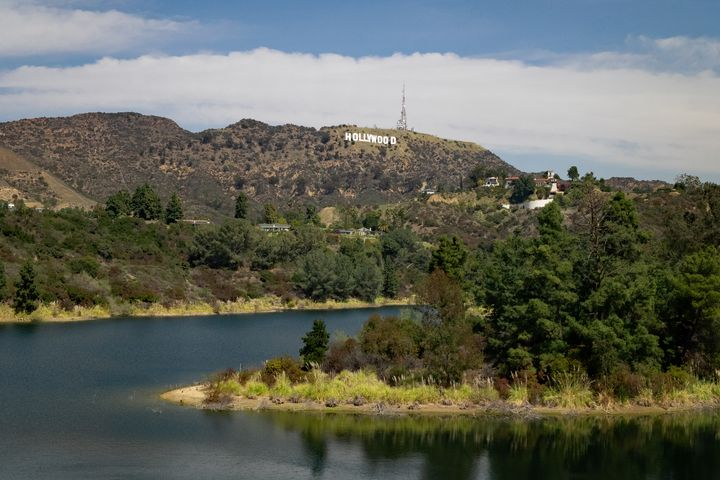 Hollywood hills - Leonardphotos