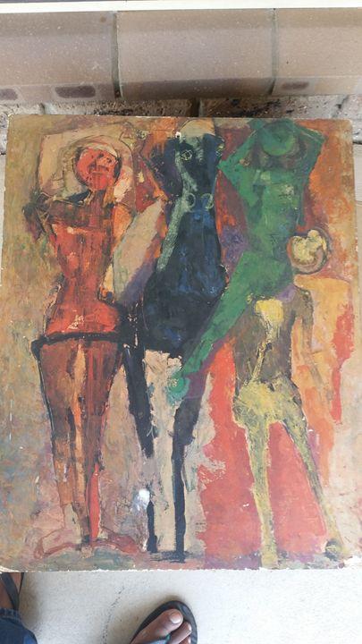 Marino painting 1956 -  Michaelken63