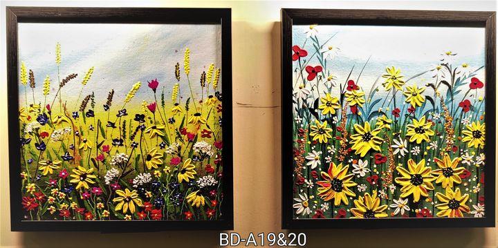 BD- A 19 & A 20 - Geetu Thakur Art