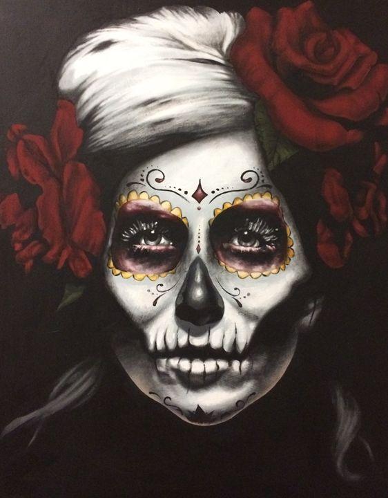 Dia de los muertos - Angelo Lovato