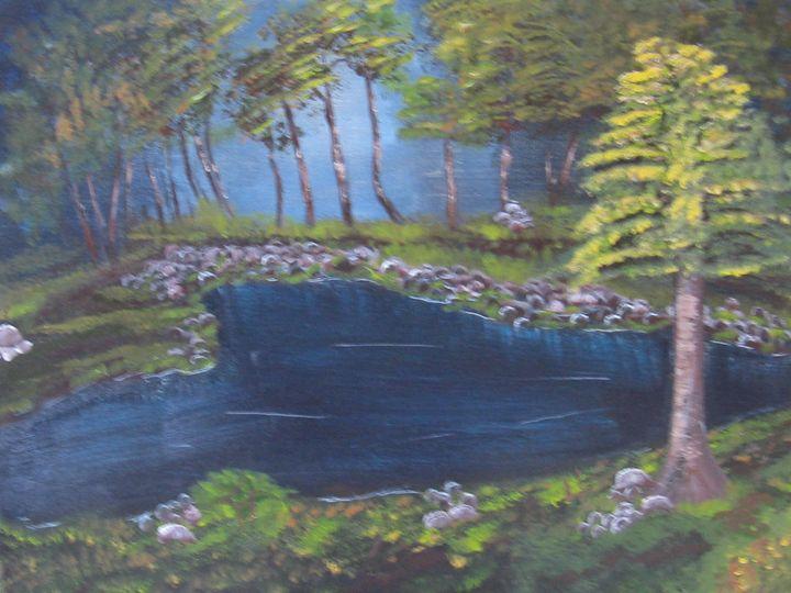 Rocky Pond - TEROS