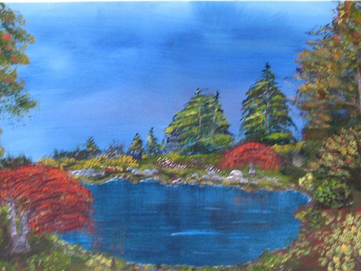 Maple pond - TEROS