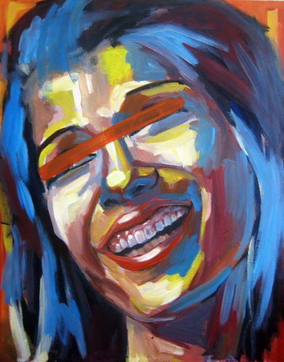 Smiling is nice - Ümit ÖZKANLI