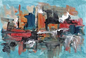 abstract city2