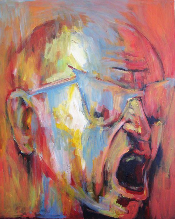 Angry Man - Ümit ÖZKANLI