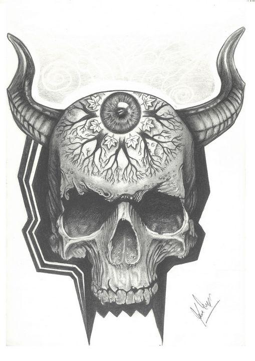 The Warrior - Kush Tattoos